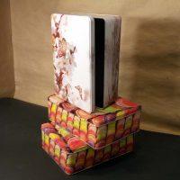 Коробка металлическая большая