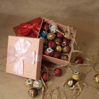 Подарочная коробочка - средняя