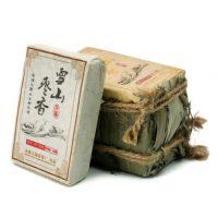 """Гу Юэн Чун """"Кирпичик из Мэнку"""", 2012 г, 2 плитки по 50 гр"""