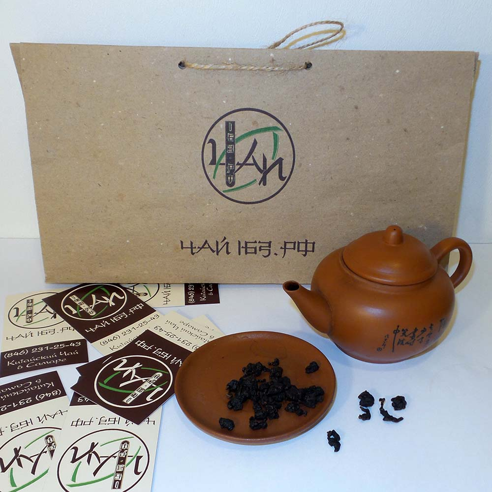Набор: Знакомство с Китайским Чаем