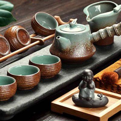 Чайная посуда из Китая