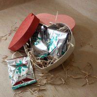 Подарочная Коробочка — Сердце